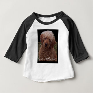 Cutest Dog in the World Baby T-Shirt