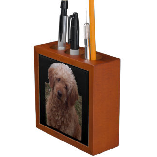 Cutest Dog in the World Desk Organizer
