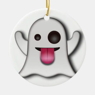 Cutest Ghost next to Casper! Ceramic Ornament