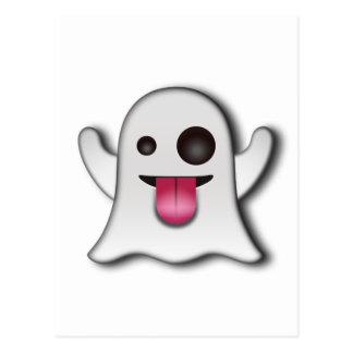 Cutest Ghost next to Casper! Postcard