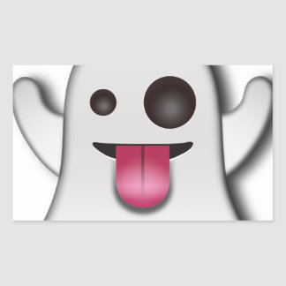 Cutest Ghost next to Casper! Sticker