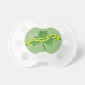Cutest Irish Baby Pacifier