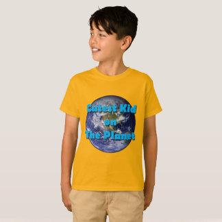 Cutest kid on the Planet T-Shirt