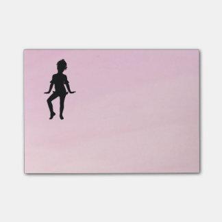 Cutest Little Dancer Post-it Notes