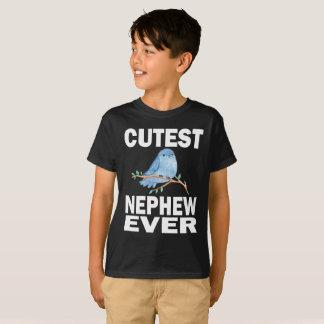 Cutest Nephew Ever Gift Bird T-Shirt