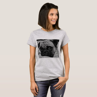 Cutest pug t-shirt I've ever seen
