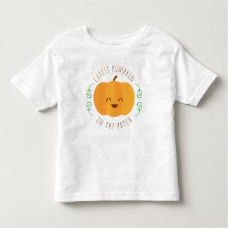 Cutest Pumpkin in the Patch | Toddler T-Shirt