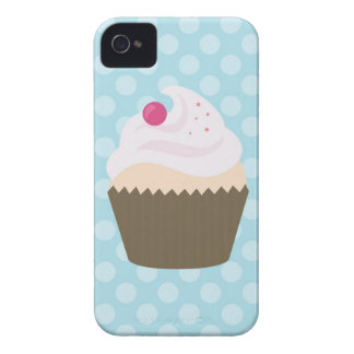 Cutesy Cupcake iPhone 4 Cases