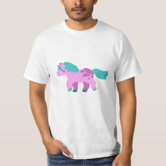 Cutesy Pink Pony T-Shirt