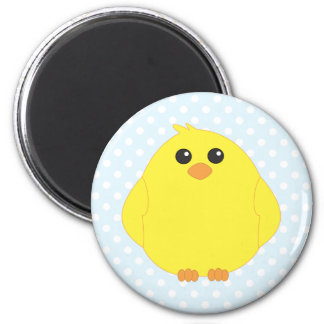 Cutie Chick Magnet