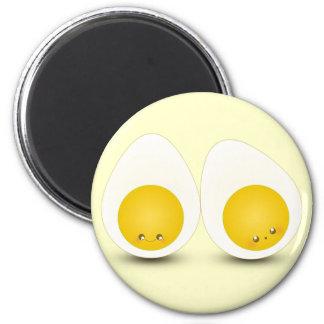 Cutie Eggs Magnet