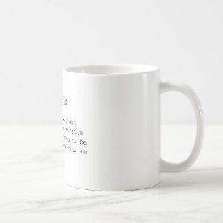 Cutie Foot Coffee Mug