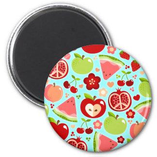 Cutie Fruities Magnet