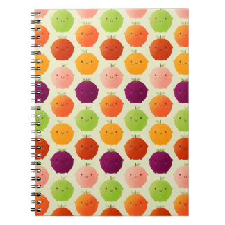 Cutie Fruity Watercolours Notebooks