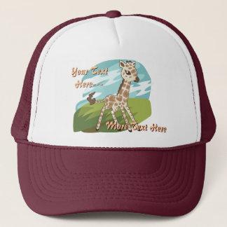 Cutie Giraffe Hat