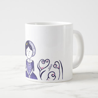 Cutie Large Coffee Mug
