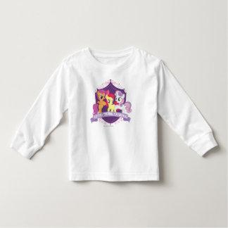 Cutie Mark Crusaders Crest Toddler T-shirt