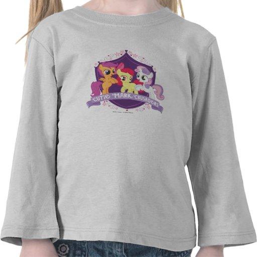 Cutie Mark Crusaders Crest Tee Shirt