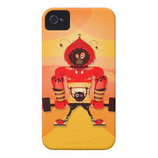 Cutie monsters 2 - iPhone 4 Case