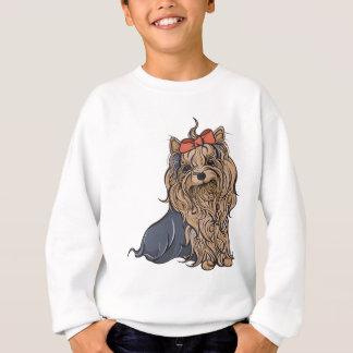Cutie Pa-tootie Yorkie Sweatshirt