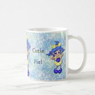"""Cutie Pie"" CHIBI FAIRY Mug"