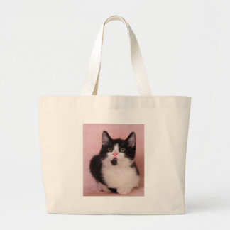 Cutie Pie Large Tote Bag
