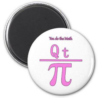 Cutie Pie QT Pi Magnet
