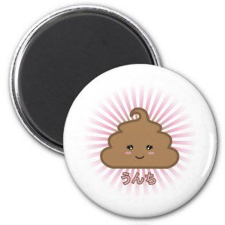 Cutie Poo Magnet