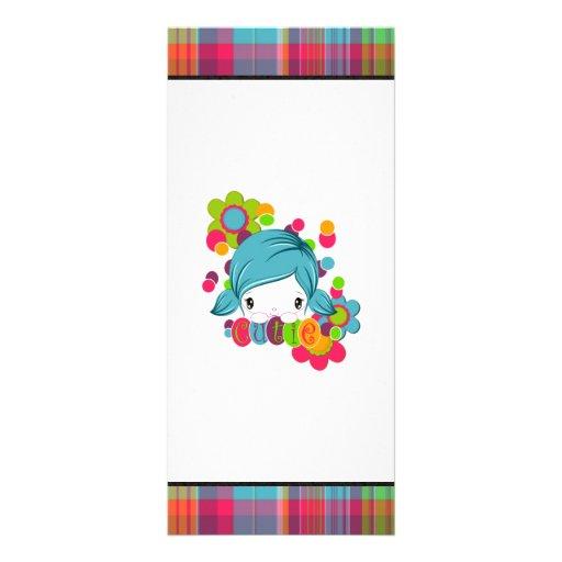 Cutie Rack Card