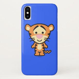 Cuties Tigger iPhone X Case