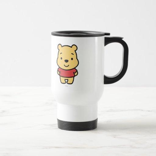 Cuties Winnie the Pooh Coffee Mugs