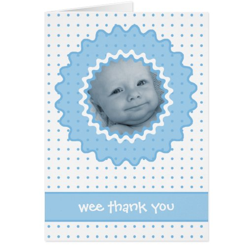 Cutietoots Thank You Note template Cards