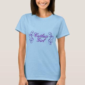 Cutlass Girl T-Shirt