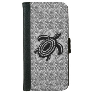 Cutout Turtle iPhone 6 Wallet Case