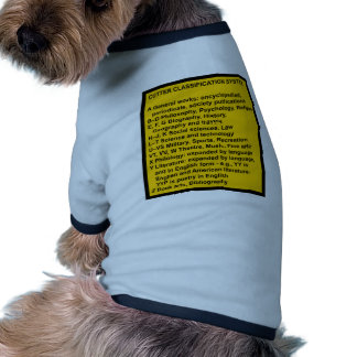 Cutter Expansive Classification Doggie T Shirt