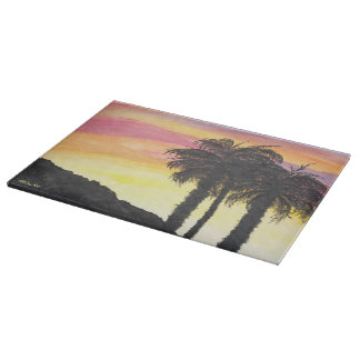"Cutting Board - ""Desert Dream"" by All Joy Art"