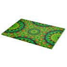 Cutting Board Mandala Psychedelic Visions