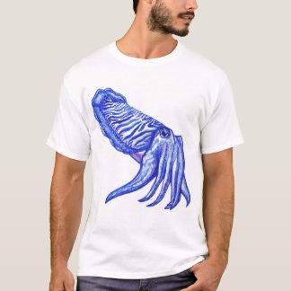 Cuttlefish Artwork Men's T-shirt