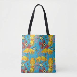 Cuttlefish Cuties Tote Bag