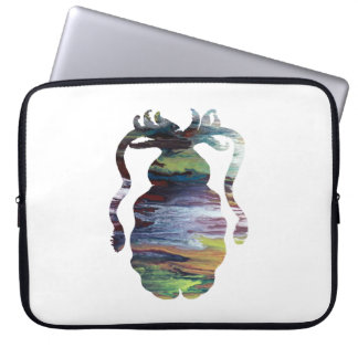 Cuttlefish Laptop Sleeve