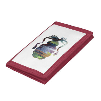 Cuttlefish Tri-fold Wallets