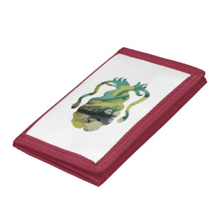 Cuttlefish Trifold Wallets