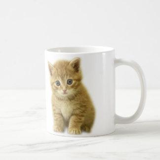 Cuty Little Cat! Coffee Mug
