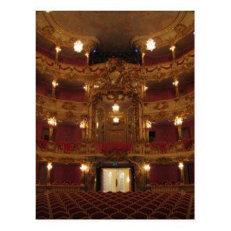 Cuvilliers Theatre Postcard