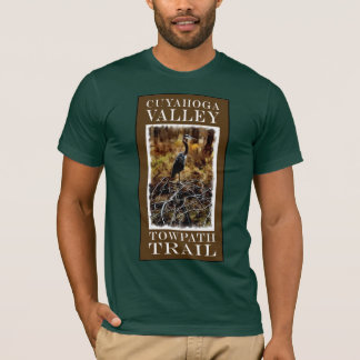 Cuyahoga Valley Towpath Trail T-Shirt