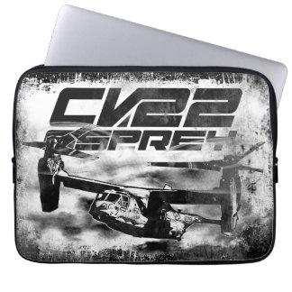 CV-22 OSPREY Laptop Sleeve Electronics Bag