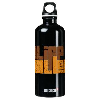 CV 70s Black Water Bottle