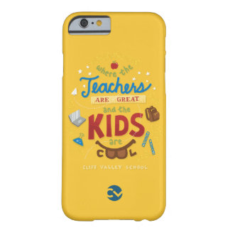CV Teachers Phone Case