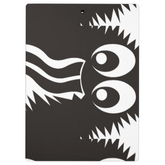 CVAN0058 Fuzzy Monster Black and White.JPG Clipboard