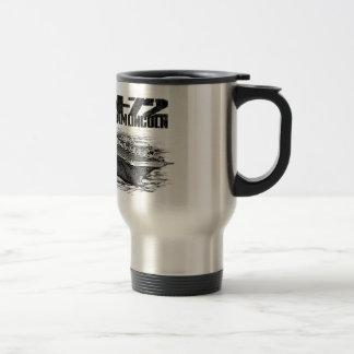 CVN-72 Abraham Lincoln 15 oz Travel/Commuter Mug